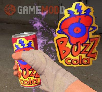 Buzz Crit-a-Cola