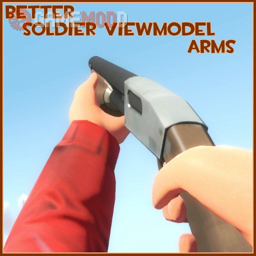 Better Soldier Viewmodel Arms
