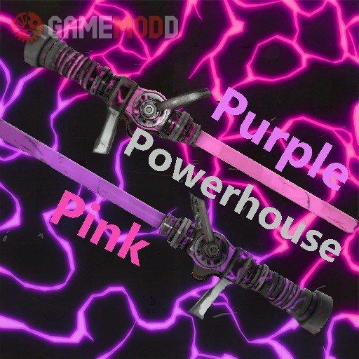 Purple-Pink Powerhouse