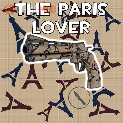 The Paris Lover
