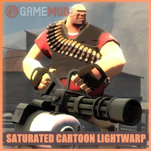 Saturated Cartoon Lightwarp