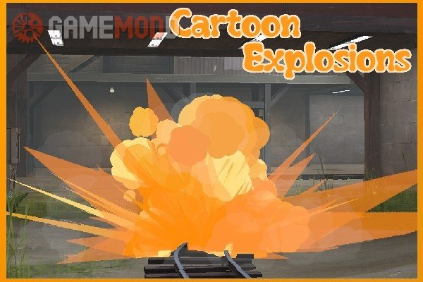Cartoon/Comic Explosions