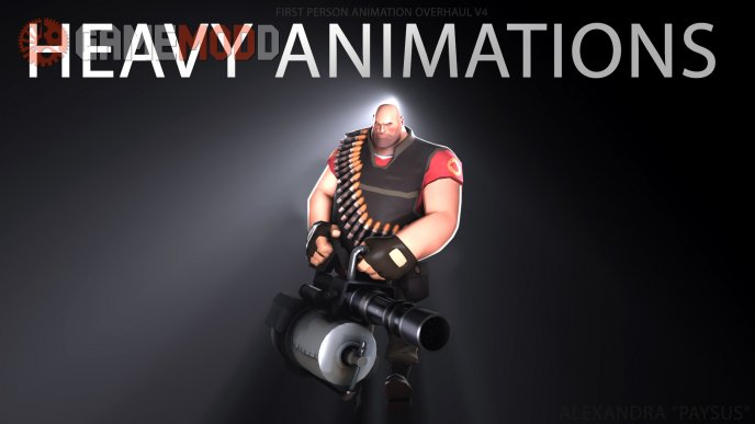 Heavy First Person Animation Overhaul