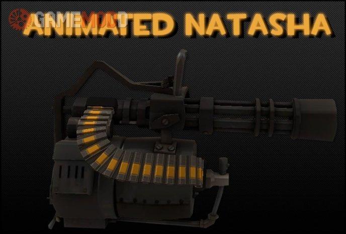 Animated Natasha