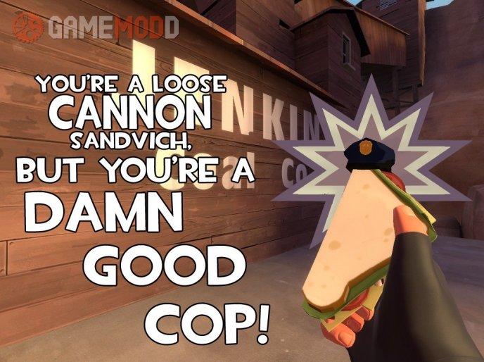 A Damn Good Cop