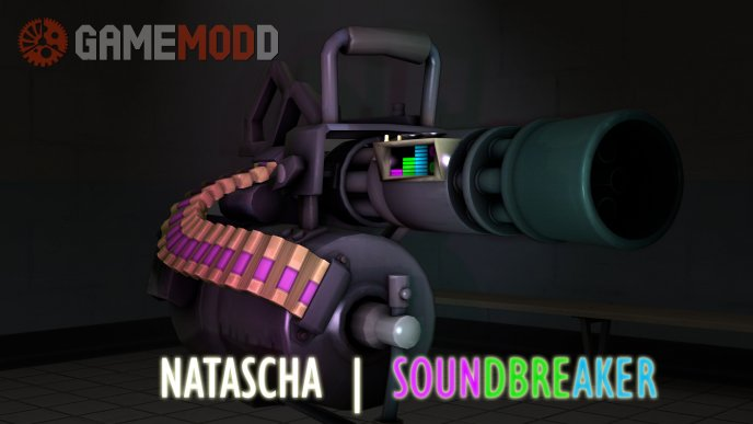 [ANIMATED] Natascha | SoundBreaker