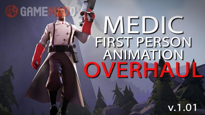 Medic FP Animation Overhaul