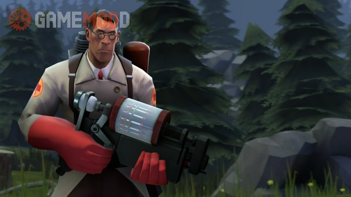 Medic First Person Animation Fixes
