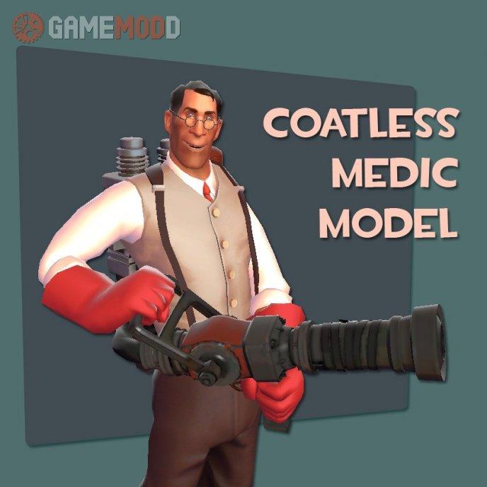 Coatless Medic