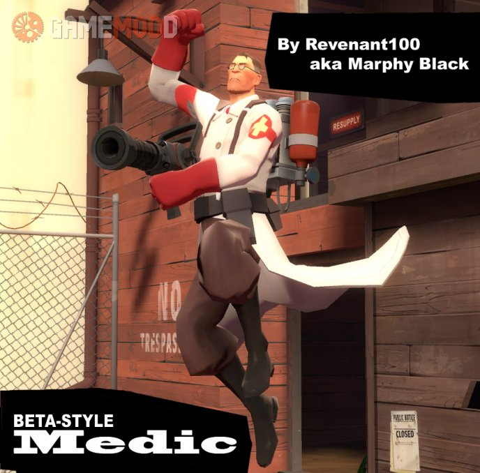 Beta-Style Medic