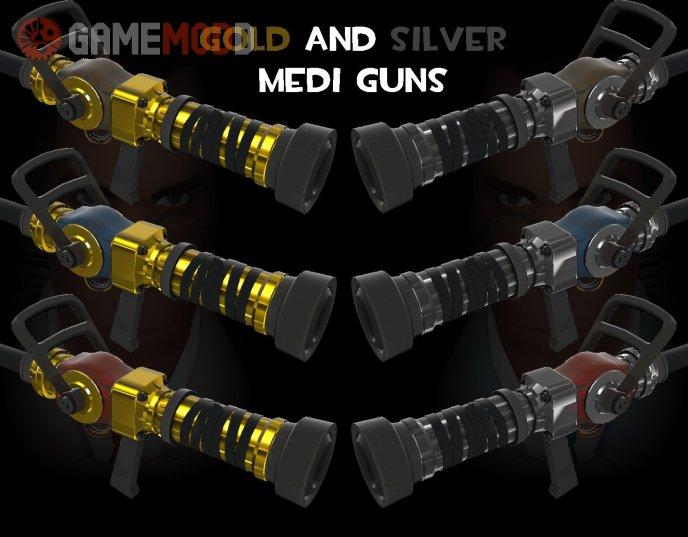 Australium Medi Gun mk. II