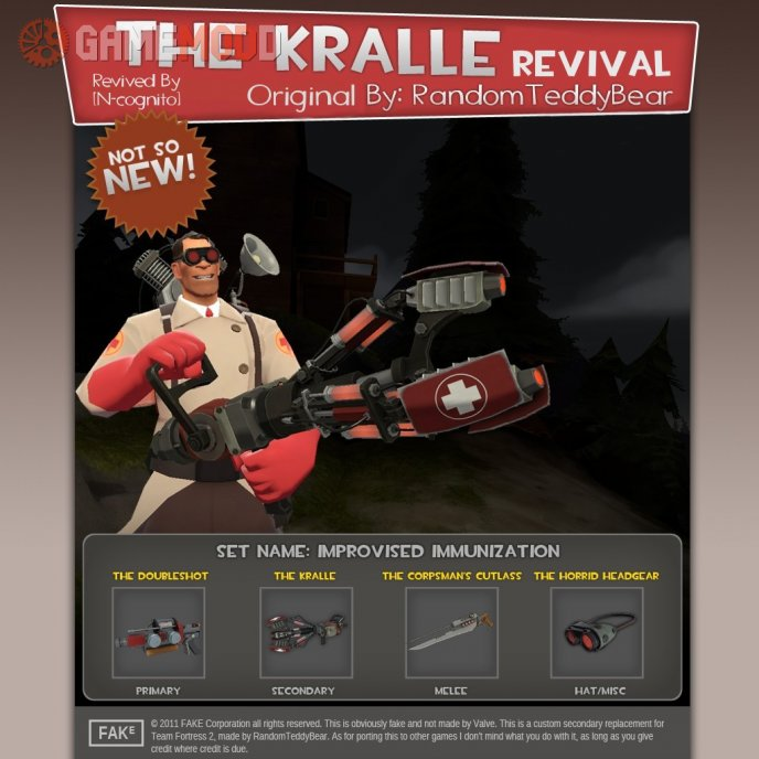 N-cognito's Kralle Revival