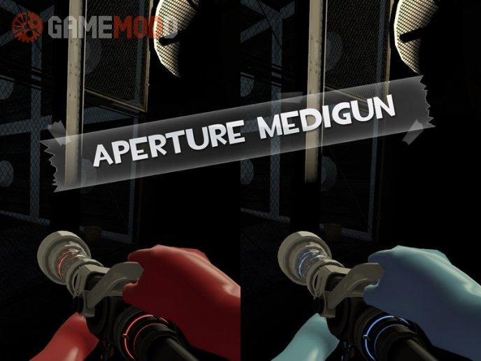 Aperture Medigun 1.0 +Kritzkrieg