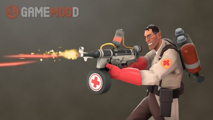 Maniac's Maschinenpistole