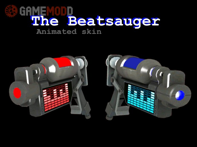 The Beatsauger(animated)