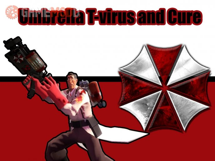 Umbrella T-Virus and Cure gu