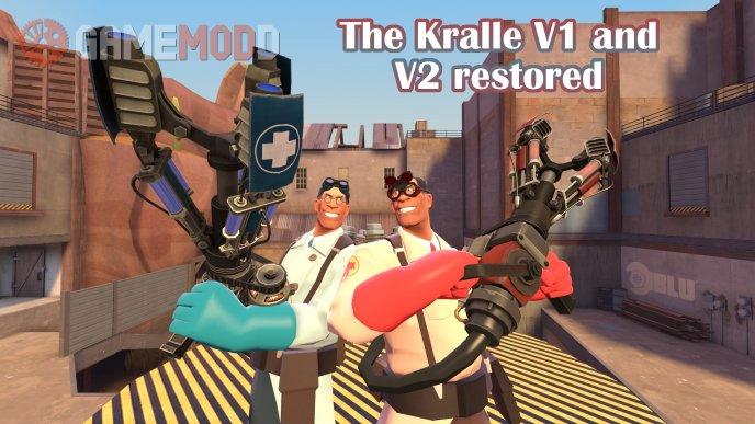 The Kralle V1 & V2 restored
