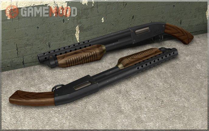 TF 2 Shotgun retexture