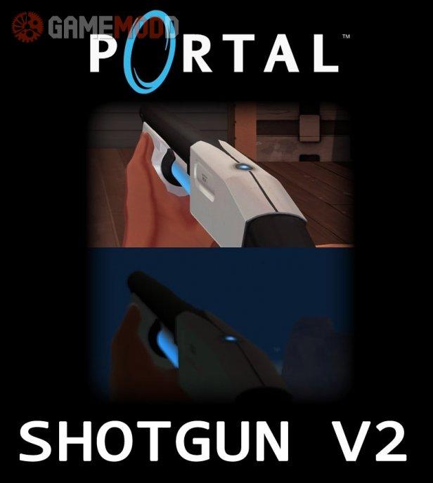 Portal Shotgun V2