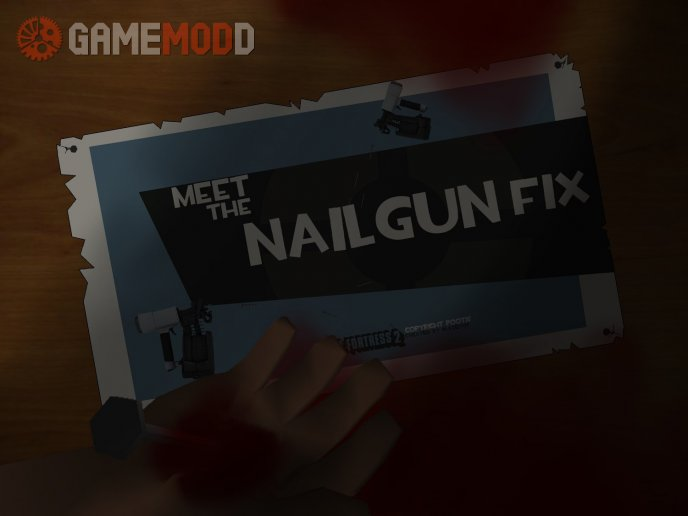 The NailGun for Pistol Fix