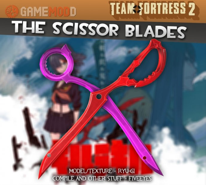 The Scissor Blades