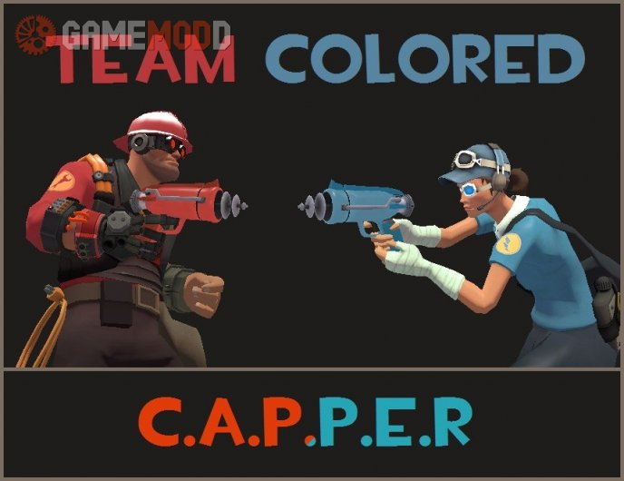 Team Colored C.A.P.P.E.R