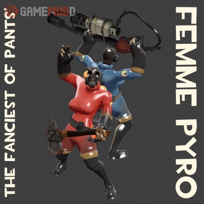 Femme Pyro
