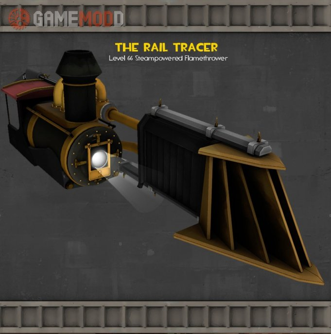 The Rail Tracer
