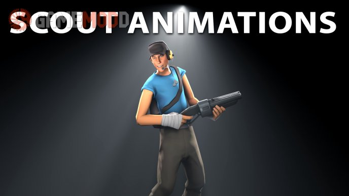 Scout FP Animation Overhaul