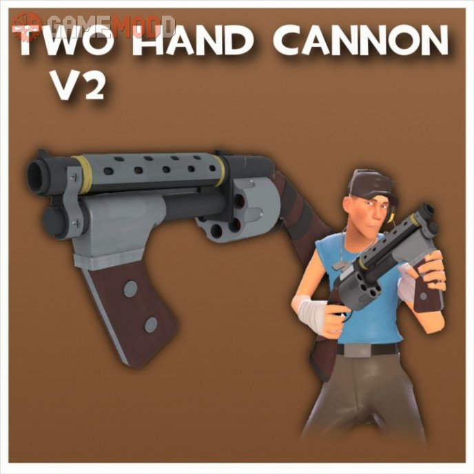 Two Hand Cannon V2