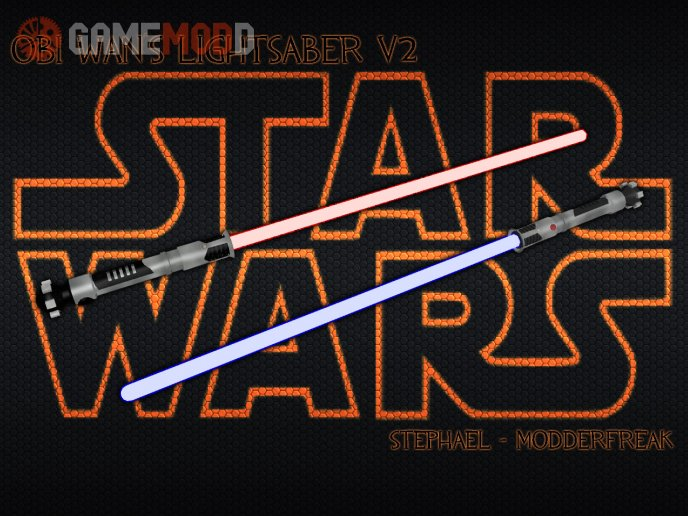 Obi Wan´s Lightsaber v2