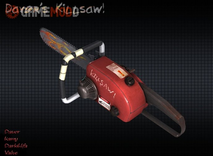 Amazingly Dav0rs Killsaw 4 tf2