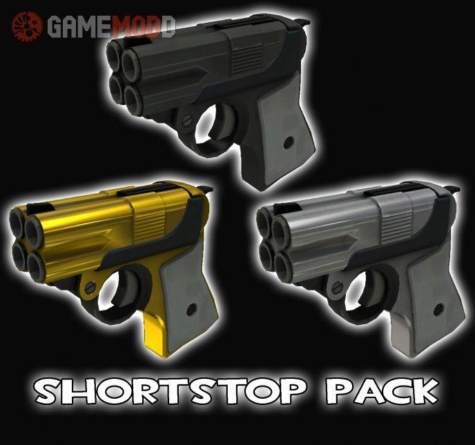 Shortstop Skin Pack