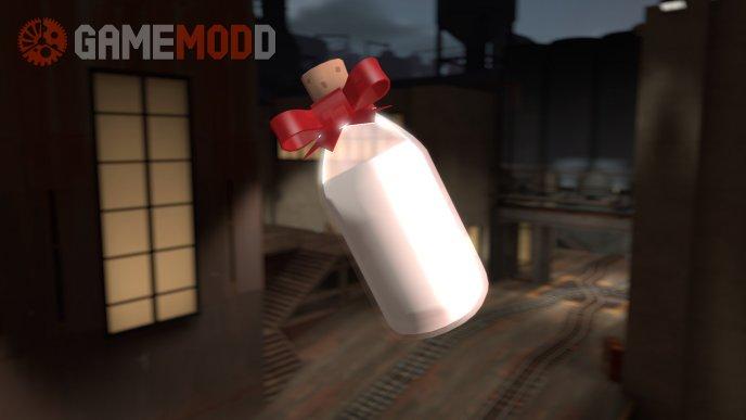Festive Milk