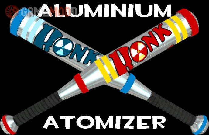 Aluminium Atomizer