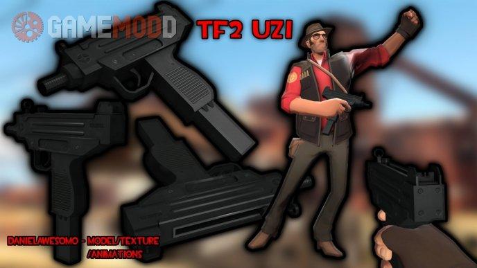 TF2 Uzi