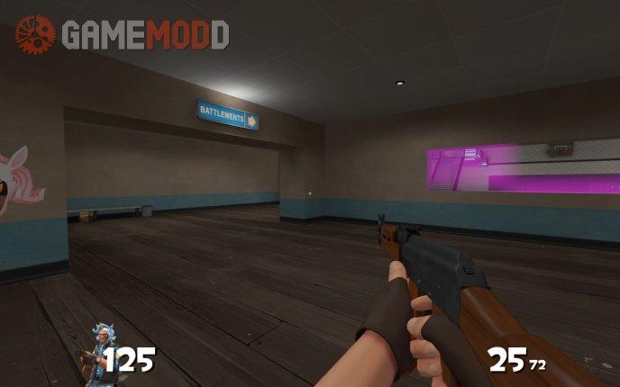 Mini AK