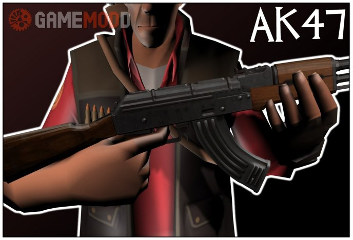 Ak-47 for Sniper TF2