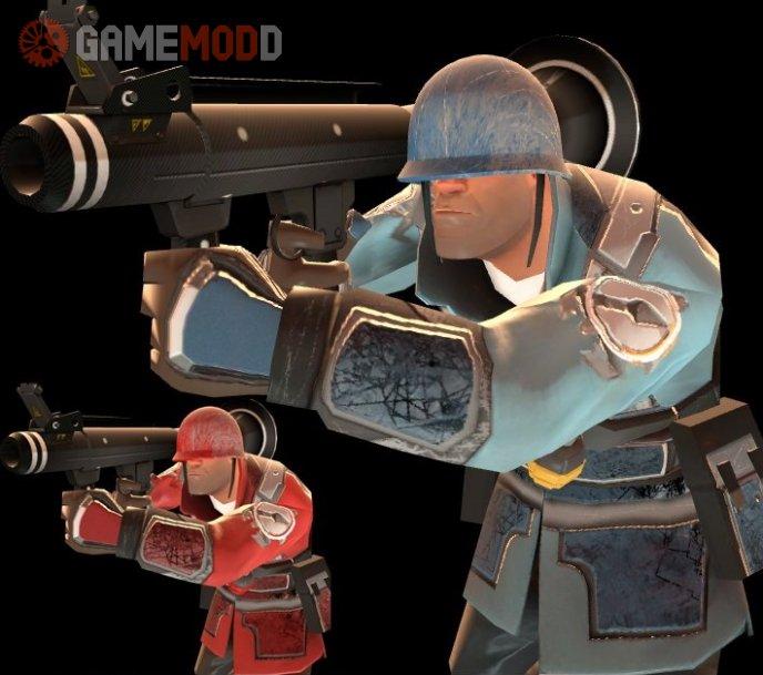Nems Battle Hardened Soldier
