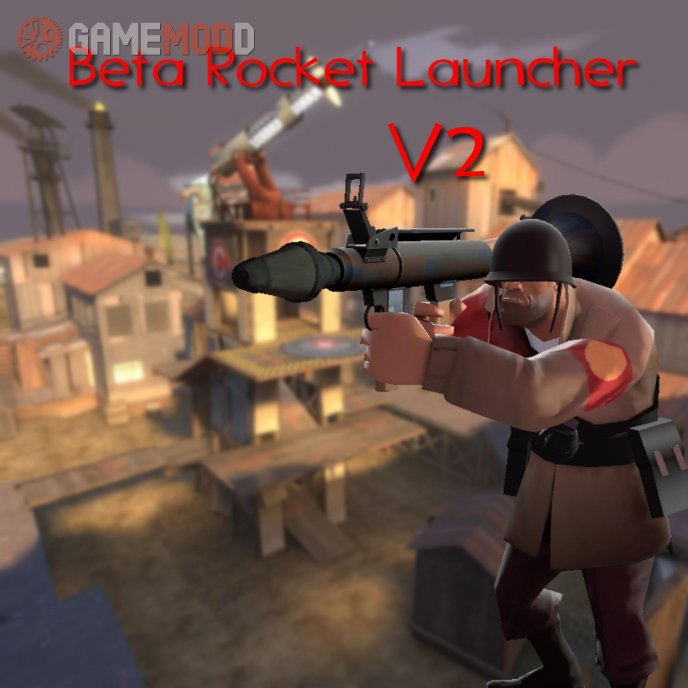 Beta Rocket Launcher V2