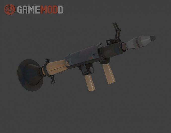 Beta Rocket Launcher Revival
