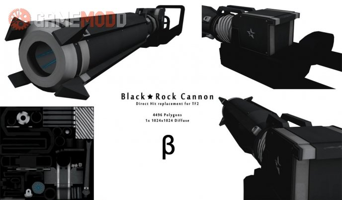 BlackRockCannon *Beta*