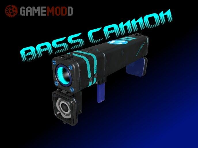 Bass Cannon Black Box