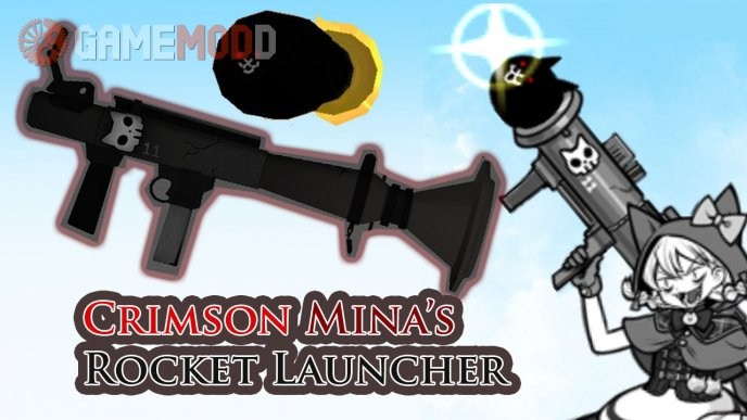 Battle Cats' Crimson Mina's Rocket Launcher