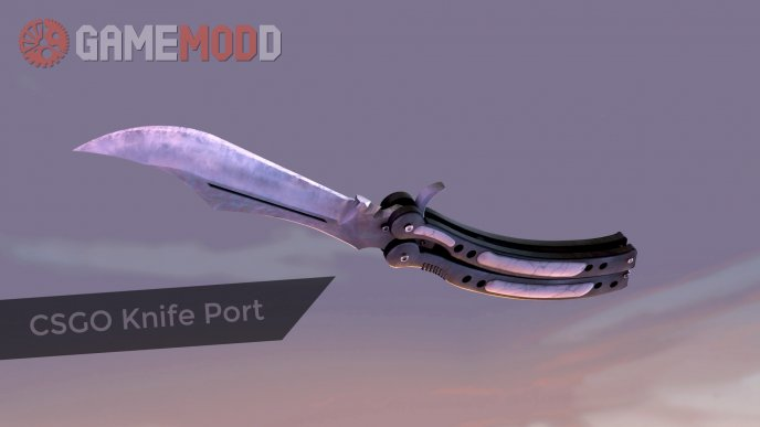 CSGO Knife Port