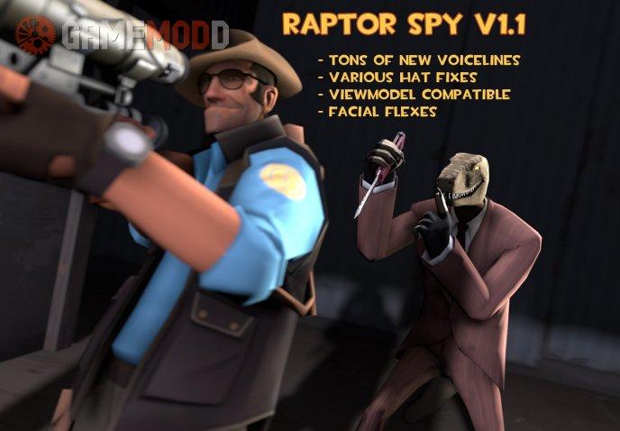 Raptor spy v1.12