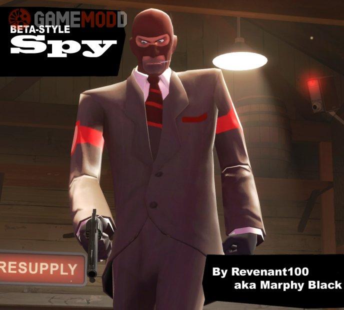 Beta-Style Spy v2