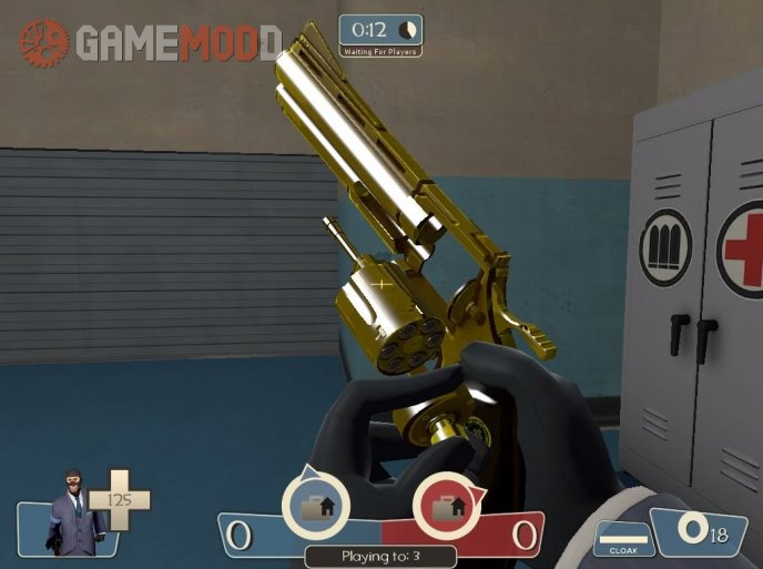ArK's Golden Revolver v2
