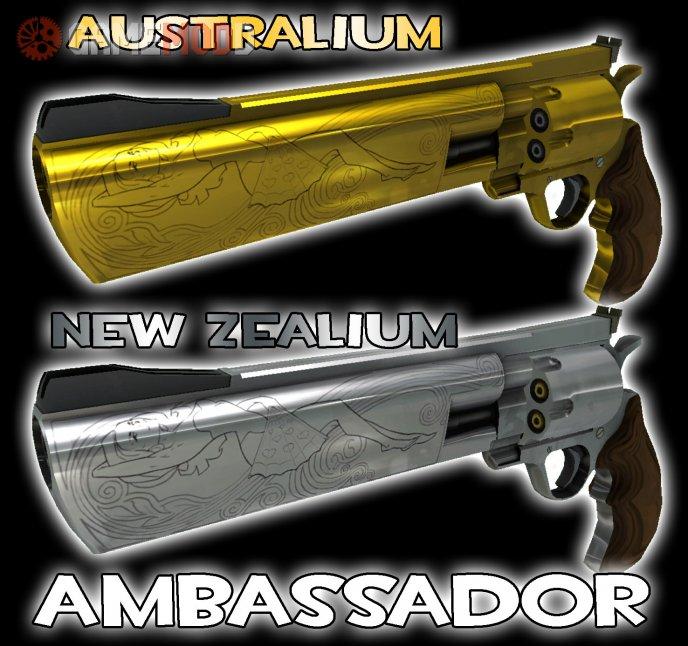 Aus/Zeal Ambassador