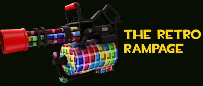 The Retro Rampage